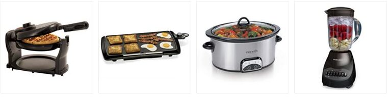 Kohl's Black Friday Sale – 3 Black & Decker Kitchen Appliances as low as $1.99 Each after Kohl's Cash & Rebates