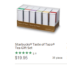 Starbucks - $20 Off $60 Purchase & Free Shipping! - Thrifty NW Mom