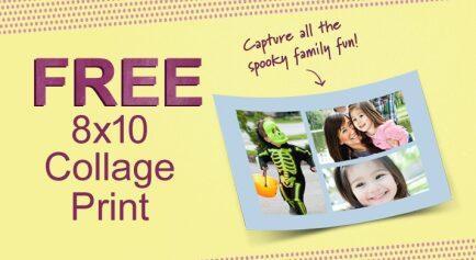 Free Digital Photo Printing – Get A FREE 8×10 at Walgreens!