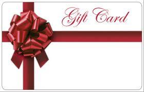 Gift Card Bonus Card Round Up!