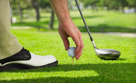 Golf Pro Discount – $50 To Spend For Just $25 (Groupon!)
