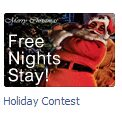 The Hilton Seattle – FREE Santa Photos For All & Enter To Win A FREE Nights Stay!!
