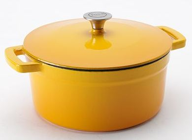 5 1/2 Quart Cast Iron Dutch Oven – $15.00 ($59.99 Before Discounts) From Kohls Black Friday Sale!