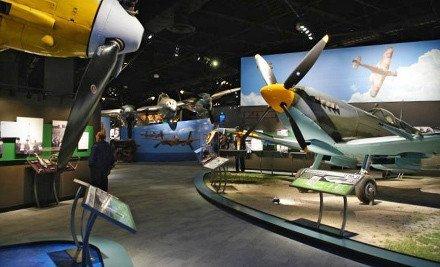 Museum Of Flight – Half Off Tickets!