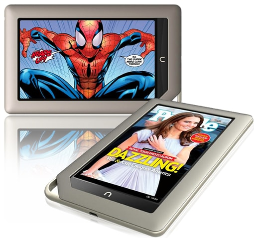 Barnes & Noble 16GB Nook Tablet (Certified Pre-Owned) For $119