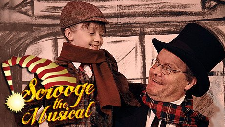 Discount Tickets – Scrooge: The Musical Brings the Dickens Holiday Story to Life