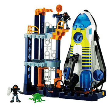 Fisher Price Imaginext Space Shuttle $20 with free shipping to store