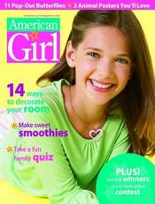 American Girl Doll Magazine