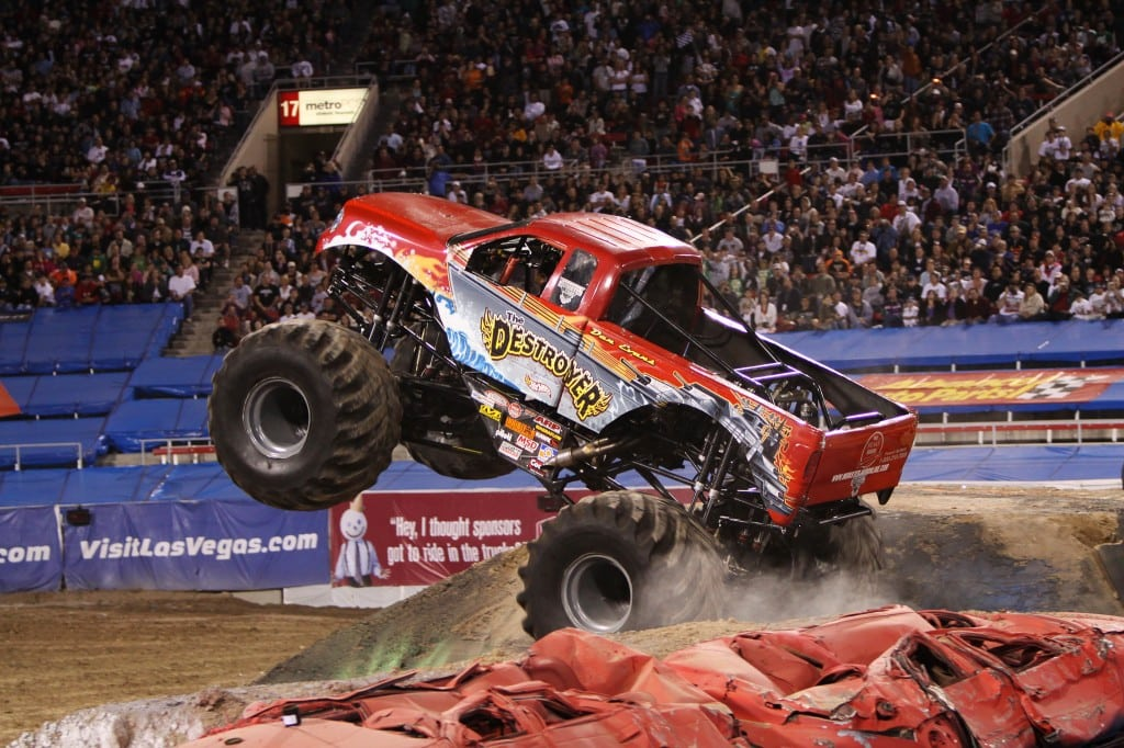 monster jam truck show discount tickets - coming to tacoma dome in january