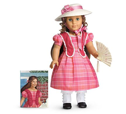 Win an American Girl Doll : Marie Grace Doll + Accessories – 24 Hour Giveaway!!