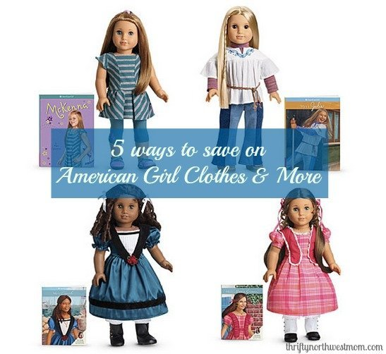46c574e49 American Girl Discounts  5 Ways to find Discounts on Clothing and ...