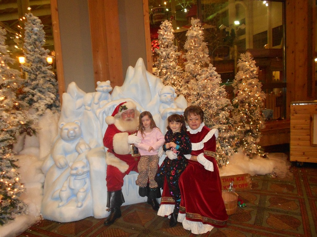 4 - Great Wolf Lodge Christmas