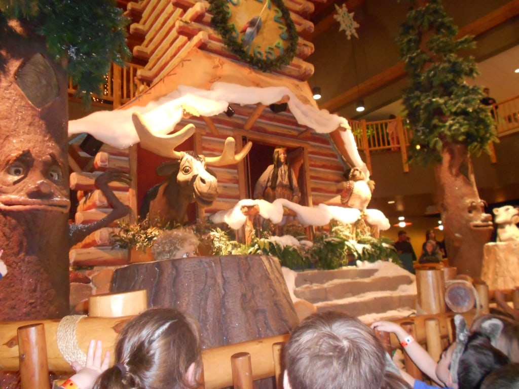 they - Great Wolf Lodge Christmas