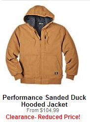 Dickies Clearance Sale – Good Deals on Outerwear, Work Wear & More