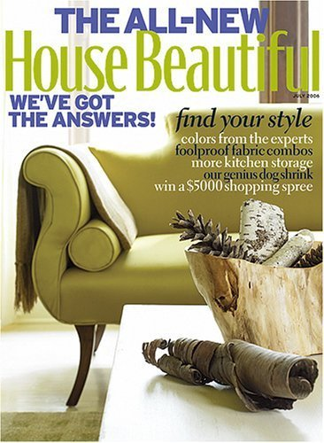 House Beautiful Magazine – One Year Subscription For $4.99 (Today Only)