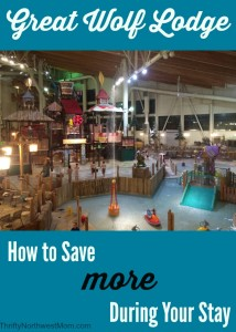 Tips on Saving at Great Wolf Lodge