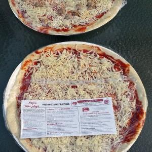 Papa Murphys Faves Pizza