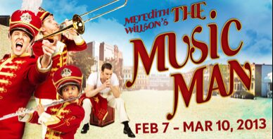 5th Avenue Theater – 2100 Free Tickets to The Music Man Performance + 50% off Tickets