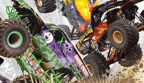Monster Jam Discount Tickets in Portland