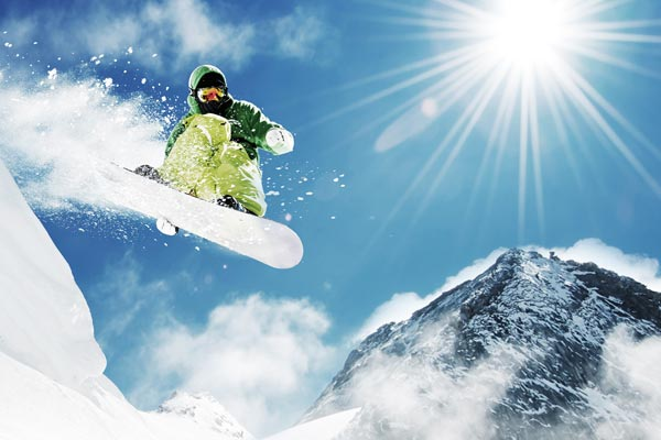 FREE Ski Lift Tickets, With Shell Gas Purchase