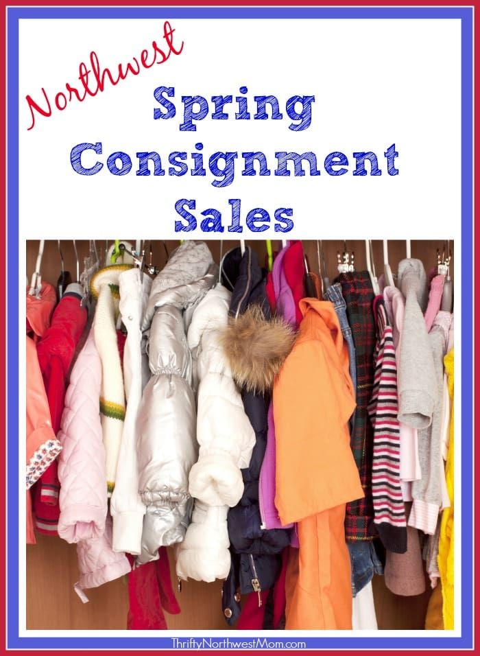 Northwest Spring Consignment Sales