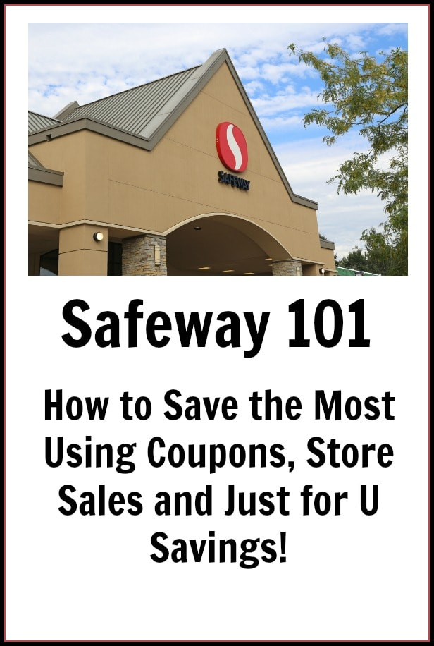 photograph relating to Safeway Printable Coupons named Safeway 101 - How toward Conserve the Optimum Getting Discount coupons, Retail outlet