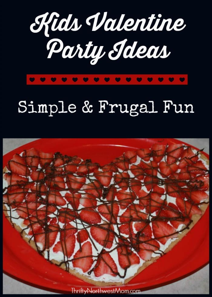 Simple and Fun Valentines Party for Kids