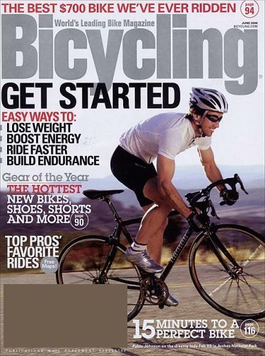 Bicycling Magazine – One year subscription for $4.99 Today Only