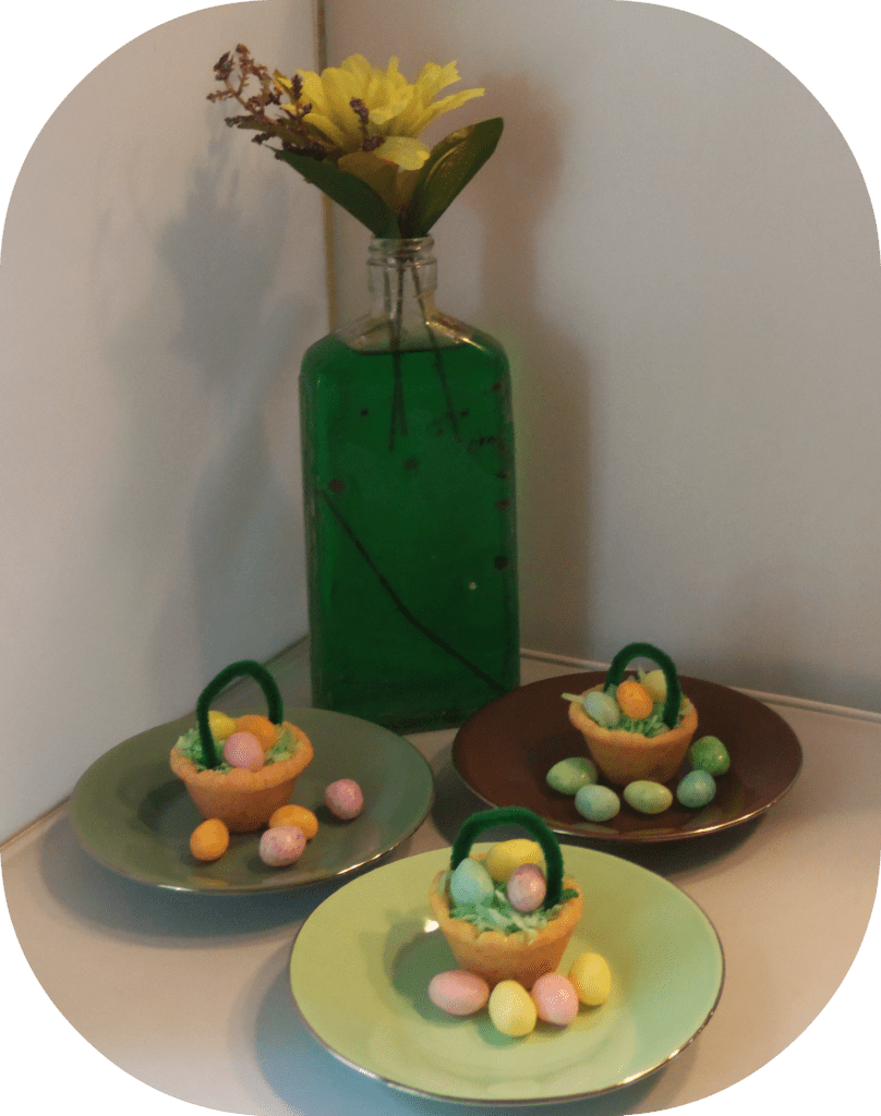 Easter Recipes – Easter Basket Cookies, Ham, Egg & Cheese Wreath & more