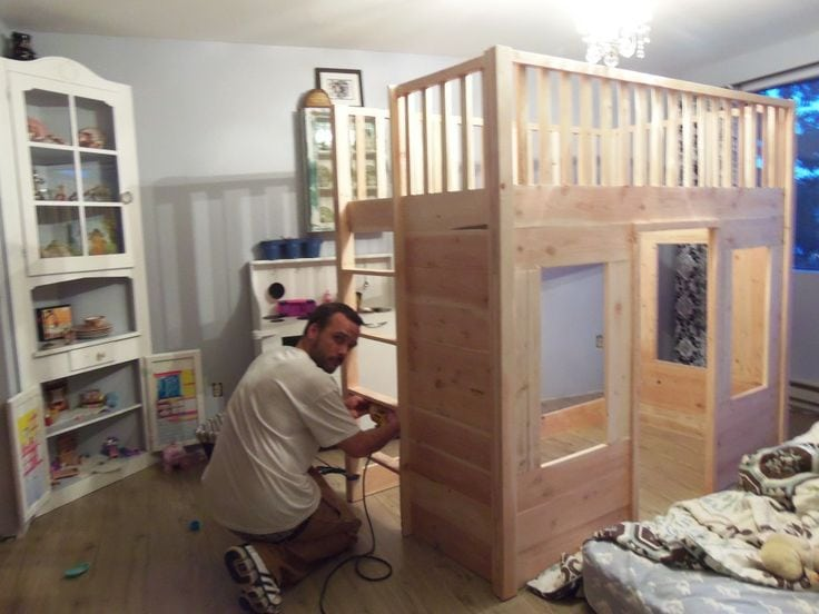 Kids Room Ryan Building