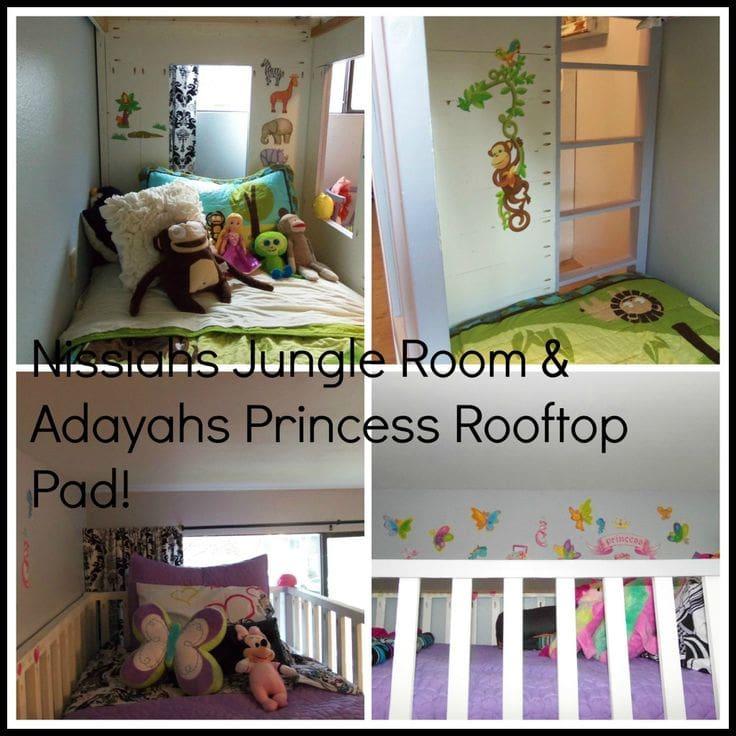 Kids Room inside
