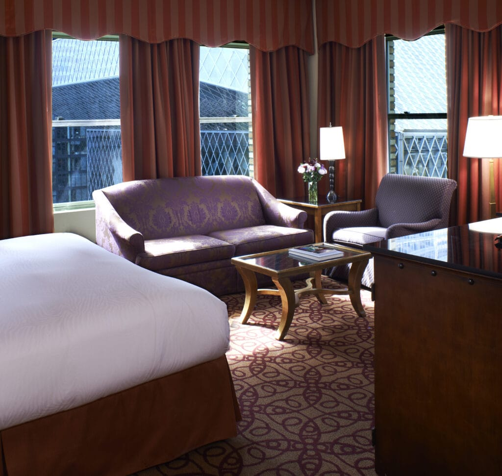 Win A Stay At The Hotel Vintage Park In Downtown Seattle!!!
