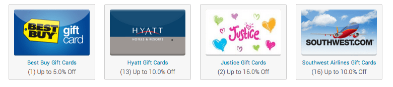 Raise.com – Buy and Sell Gift Cards at a Discount – $5 off $75 Purchase