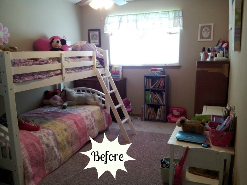 Frugal tips for organizing kids rooms thrifty nw mom for Organized kids rooms