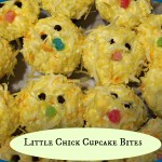Little Chick Cupcakes – Fun for Easter Celebrations!