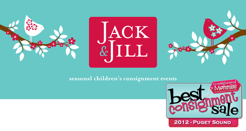 Jack & Jill Spring Consignment Sale – April 12th – 14th, 2013  + $50 Gift Certificate Giveaways