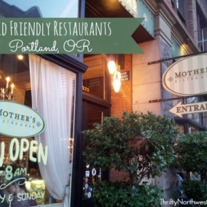 pacific northwest travel kid friendly restaurants in portland oregon