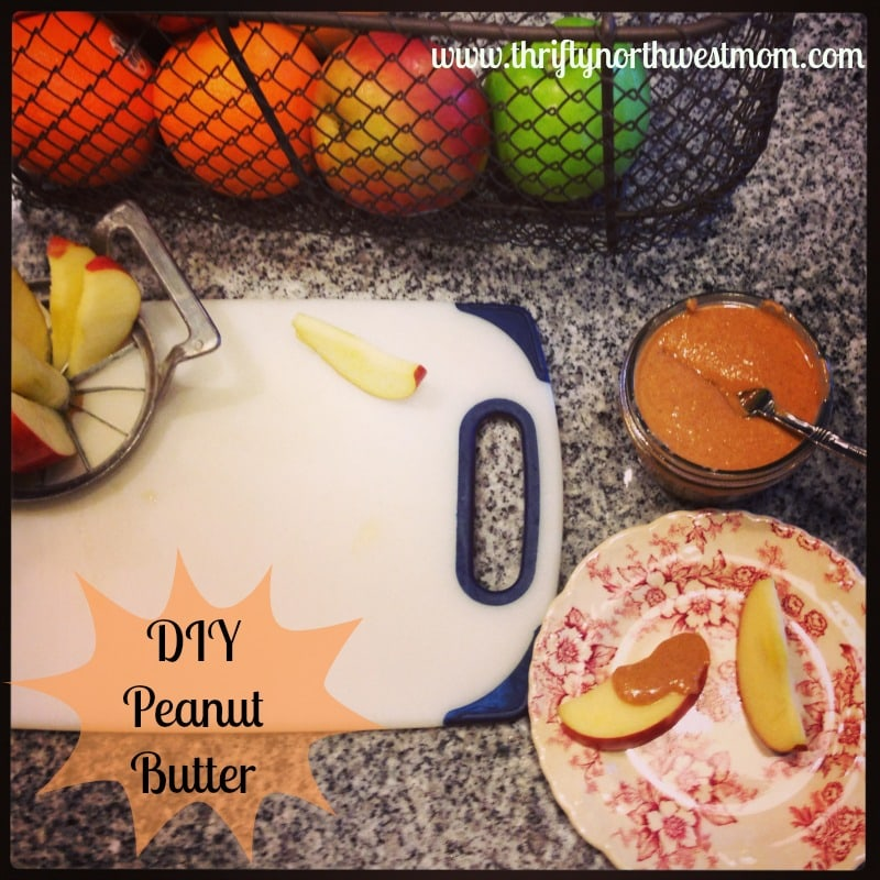 DIY Peanut Butter, Cashew Butter & Almond Butter – Simple, Frugal ...