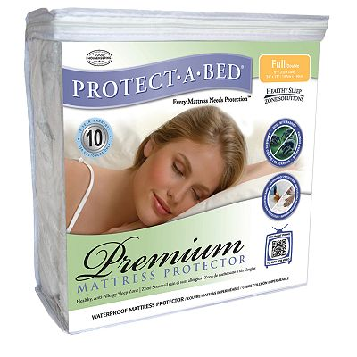 Mattress Discounters and Protect A Bed Giveaway – Memory Foam Pillow & Protector!