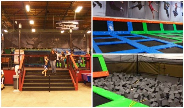 Elevated Sportz – Two Hour Play or Combo For One $15 or Two For $29!