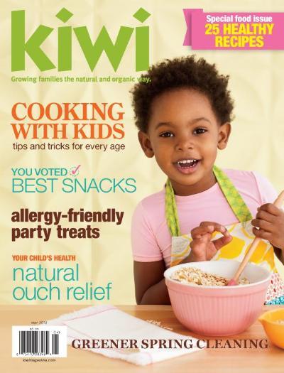 Kiwi Magazine – One Year Subscription $5.99