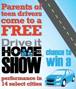 Free Teen Driving Safety Show for Teens & Parents at EMP Museum – May 21st!