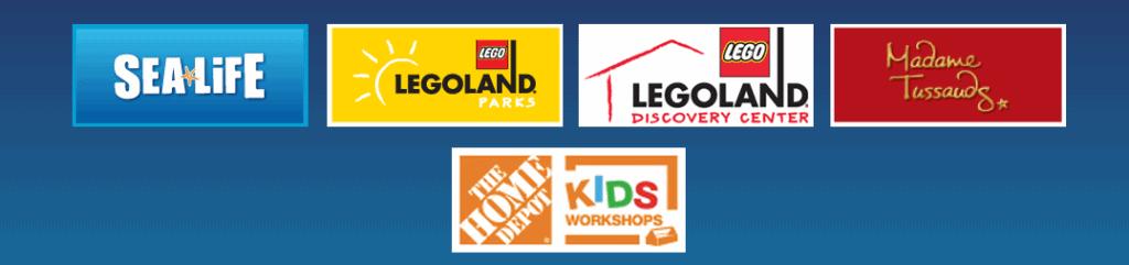 Free Kids Ticket to LegoLand, Sea Life, or Madame Tussauds at Home Depot Kids Workshop