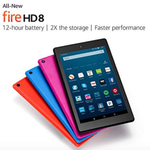 Fire HD 8 Tablet On Sale
