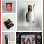 Teacher Appreciation Week – DIY Gift Idea Round Up