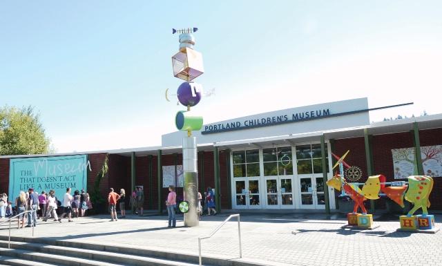 Portland Childrens Museum – Half Off Admission ($5 Admission)