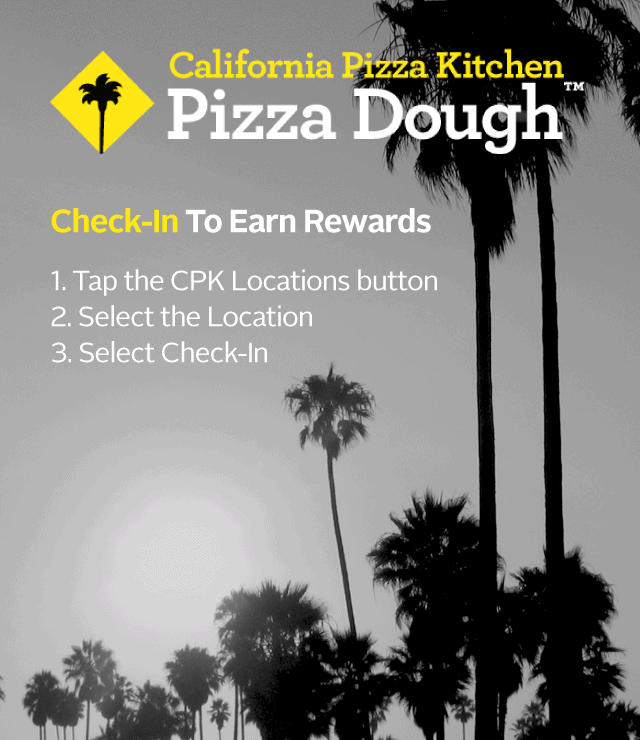 California Pizza Kitchen New Rewards Program, Receive FREE Plate ...