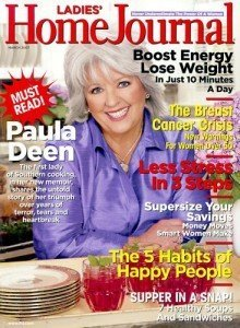 Ladies Home Journal – $4.50 For One Year Magazine Subscription