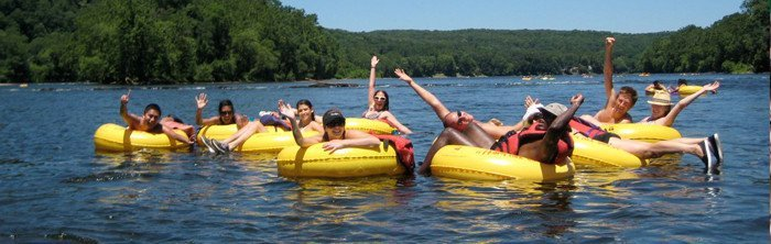 River Tubing, Cookout & RT Transportation to Leavenworth for $59!