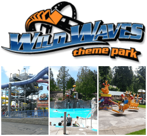 WILD WATER IS OPEN DAILY